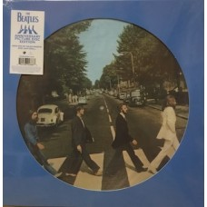 ABBEY ROAD - PICTURE DISC