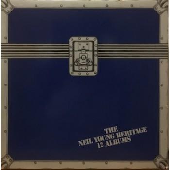 THE NEIL YOUNG HERITAGE - BOX 12 LP + BONUS SINGLE