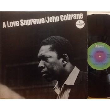 A LOVE SUPREME - REISSUE ITALY