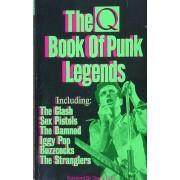 """THE """"Q"""" BOOK OF PUNK LEGEND"""