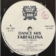 "FARFALLINA (DANCE MIX) - 12"" ITALY"