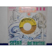SMOKE GETS IN YOUR EYES / EMMANUELLE - 7""