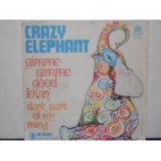 """GIMME GIMME GOOD LOVIN' / DARK PART OF MY MIND - 7"""" ITALY"""