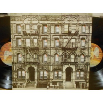 PHYSICAL GRAFFITI - 2 LP