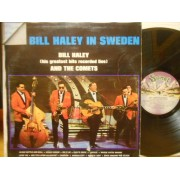 BILL HALEY IN SWEDEN - LP ITALY