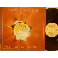 PIERO PICCIONI - FIRE STARS DANCES