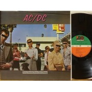 DIRTY DEEDS DONE DIRT CHEAP - LP GERMANY