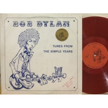 TUNES FROM THE SIMPLE YEARS - RED VINYL