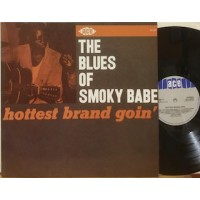 THE BLUES OF SMOKY BABE:HOTTEST BRAND GOIN' - REISSUE UK