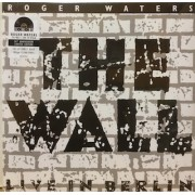 THE WALL-LIVE IN BERLIN - 2 X CLEAR VINYL