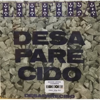 DESAPARECIDO - BLU VINYL