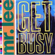 """GET BUSY - 7"""" ITALY"""