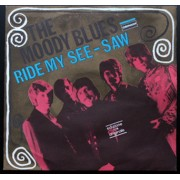 """RIDE MY SEE SAW - 7"""" ITALY PROMO"""
