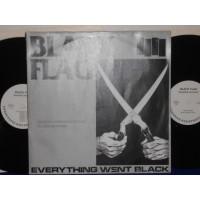 EVERYTHING WENT BLACK - 2 LP
