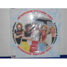 INTERVIEW - PICTURE DISC