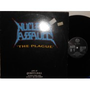 THE PLAGUE - LIVE AT QUEEN'S HALL - LP UK