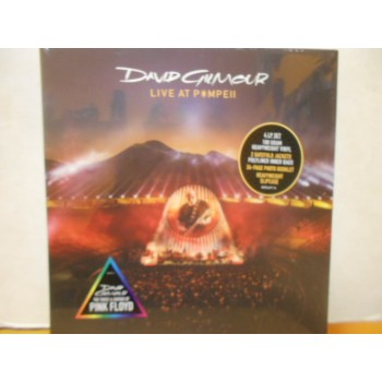LIVE AT POMPEII - BOX 4 LP
