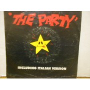 """THE PARTY - 7"""" ITALY"""