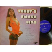 TODAY'S SMASH HITS - LP ITALY