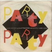 """PARTY PARTY / IMPERIAL BEDROOM - 7"""""""