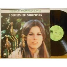 I SUCCESSI DEI SANDPIPERS - LP ITALY