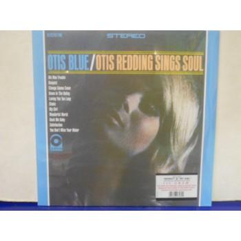 OTIS BLUE / OTIS REDDING SINGS SOUL - 180 GRAM BLUE VINYL