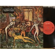 WASTED IN AMERICA - LP NETHERLANDS