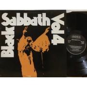 BLACK SABBATH VOL.4 - REISSUE UK