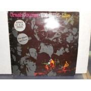 CRASH COURSE - LIVE - LP + 12""