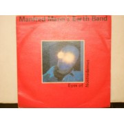 """EYES OF NOSTRADAMUS / HOLIDAY'S END - 7"""" ITALY"""