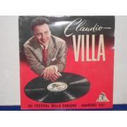 """VII FESTIVAL DELLA CANZONE SANREMO 1957 - 7"""" EP"""
