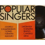 POPULAR SINGERS - LP BULGARIA