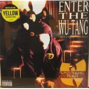 ENTER THE WU-TANG CLAN (36 CHAMBERS) - YELLOW VINYL