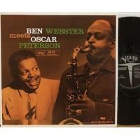 BEN WEBSTER MEETS OSCAR PETERSON - 180 GRAM