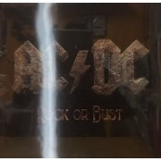 ROCK OR BUST - LP + CD