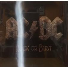ROCK OR BUST - LP + CD