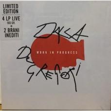 WORK IN PROGRESS - BOX 4 LP