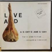 """LIVE AID A SHORTS SHAME STORY - BOX 11 LP + 7"""""""