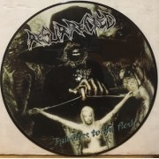 FAIRELESS TO THE FLESH - PICTURE DISC