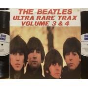 THE BEATLES ULTRA RARE TRAX VOLUME 3 & 4 - 2 LP