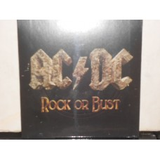 """ROCK OR BUST / PLAY BALL - 7"""" UK"""