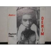 """DONNA / RAGAZZA TRISTE - 7"""""""