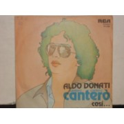 """CANTERO' CANTERO' CANTERO' / COSI' - 7"""""""