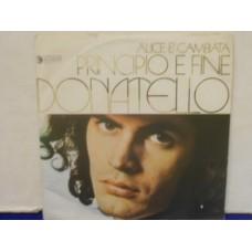 """PRINCIPIO E FINE - 7"""" ITALY"""
