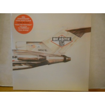 LICENSED TO ILL - 180 GRAM
