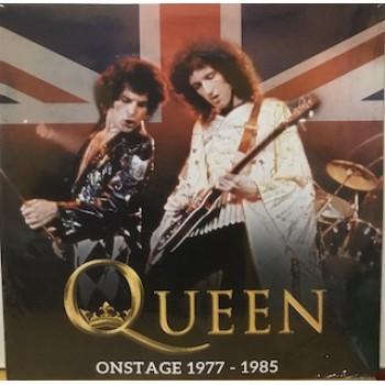 ONSTAGE 1977-1985 - 2 X BLUE VINYL