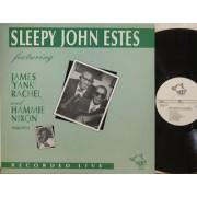 RECORDED LIVE 1966 - 1°st EU