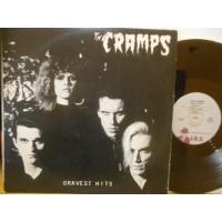 "GRAVEST HITS - 12"" EP USA"