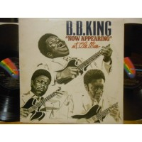 B.B.KING NOW APPEARING AT OLE MISS - 2 LP
