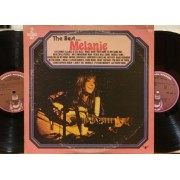 THE BEST...MELANIE - 2 LP